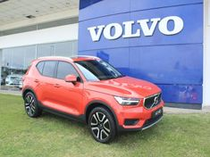 2020 Volvo XC40 T3 Momentum Mpumalanga