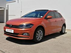 2020 Volkswagen Polo 1.0 TSI Comfortline Western Cape Worcester_2