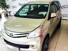 2015 Toyota Avanza 1.5 Sx At  Limpopo Louis Trichardt_0
