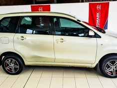 2015 Toyota Avanza 1.5 Sx At  Limpopo Louis Trichardt_2