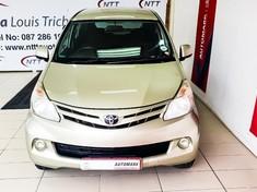 2015 Toyota Avanza 1.5 Sx At  Limpopo Louis Trichardt_3