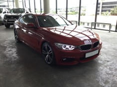 2016 BMW 4 Series 420i Gauteng