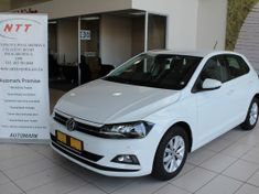 2019 Volkswagen Polo 1.0 TSI Comfortline Limpopo