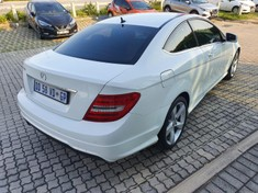 2014 Mercedes-Benz C-Class C180 Be Coupe At  Mpumalanga Nelspruit_4