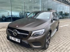 2017 Mercedes-Benz GLC COUPE 250d Mpumalanga
