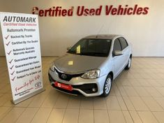 2020 Toyota Etios 1.5 Xs  Western Cape