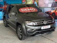2021 Volkswagen Amarok 3.0 TDi Highline EX 4Motion Auto Double Cab Bakkie North West Province Rustenburg_0