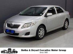 2009 Toyota Corolla 1.4 Advanced  Gauteng