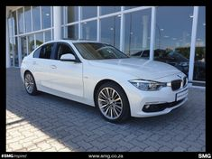 2018 BMW 3 Series 320i Luxury Line Auto Western Cape