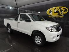 2011 Toyota Hilux 2.5 D-4d Srx R/b P/u S/c  Gauteng