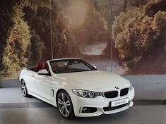 2015 BMW 4 Series 435i Convertible M Sport Auto Gauteng