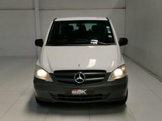 2014 Mercedes-Benz Vito 116 Cdi Crewbus  Gauteng Johannesburg_1