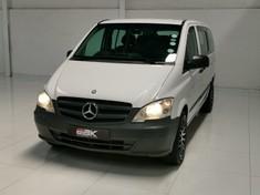 2014 Mercedes-Benz Vito 116 Cdi Crewbus  Gauteng Johannesburg_2