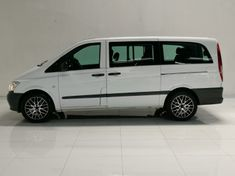 2014 Mercedes-Benz Vito 116 Cdi Crewbus  Gauteng Johannesburg_4