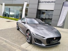 2021 Jaguar F-TYPE S 3.0 V6 Coupe R-Dynamic Auto North West Province