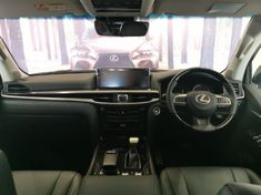 2021 Lexus LX LX 4.5 V8 Diesel Gauteng Midrand_3