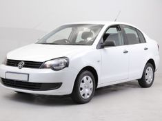 2012 Volkswagen Polo Vivo 1.4 Trendline Gauteng Sandton_0