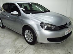 2012 Volkswagen Golf Vi 1.4 Tsi Trendline  Gauteng