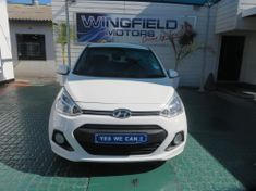 2015 Hyundai Grand i10 1.2 Fluid Auto Western Cape