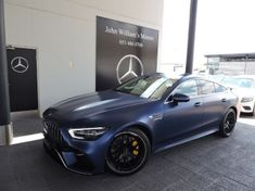 2021 Mercedes-Benz AMG GT GT63 S Free State
