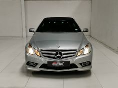 2012 Mercedes-Benz E-Class E250 Cgi Cabriolet  Gauteng Johannesburg_1