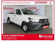 2020 Toyota Hilux 2.4 GD S A/C Single Cab Bakkie Western Cape