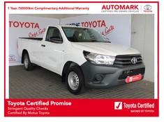 2020 Toyota Hilux 2.4 GD S A/C Single Cab Bakkie Western Cape