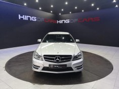 2014 Mercedes-Benz C-Class C180 Be Coupe At  Gauteng Boksburg_1