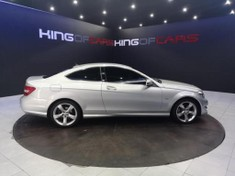 2014 Mercedes-Benz C-Class C180 Be Coupe At  Gauteng Boksburg_2