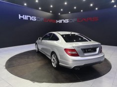 2014 Mercedes-Benz C-Class C180 Be Coupe At  Gauteng Boksburg_3