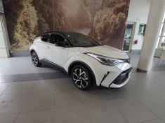 2021 Toyota C-HR 1.2T Luxury CVT Gauteng Pretoria_2