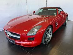 2015 Mercedes-Benz SLS-Class Sls Amg Roadster  Western Cape