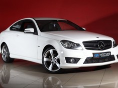 2014 Mercedes-Benz C-Class C180 Be Coupe A/t  North West Province
