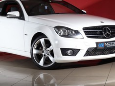 2014 Mercedes-Benz C-Class C180 Be Coupe At  North West Province Klerksdorp_1