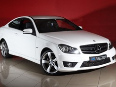 2014 Mercedes-Benz C-Class C180 Be Coupe At  North West Province Klerksdorp_2