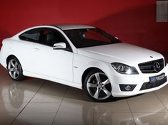 2014 Mercedes-Benz C-Class C180 Be Coupe At  North West Province Klerksdorp_3