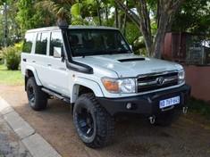 2014 Toyota Land Cruiser 76 4.5D V8 S/W Limpopo