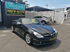 2006 Mercedes-Benz SLK-Class Slk 200 Kompressor A/t  Western Cape