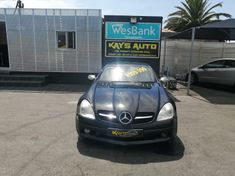 2006 Mercedes-Benz SLK-Class Slk 200 Kompressor At  Western Cape Athlone_1