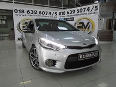 2015 Kia Cerato KOUP 1.6T GDi Auto North West Province