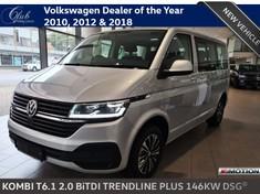 2021 Volkswagen Kombi T6.1 2.0BiTDi Trendline Plus DSG 4Mot (146kW) Gauteng
