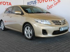 2012 Toyota Corolla 1.6 Advanced At  Western Cape Brackenfell_0