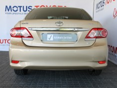 2012 Toyota Corolla 1.6 Advanced At  Western Cape Brackenfell_4