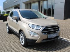 2020 Ford EcoSport 1.0 Ecoboost Titanium Auto Kwazulu Natal