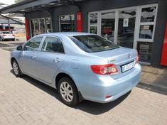 2010 Toyota Corolla 1.3 Professional  Gauteng Vanderbijlpark_2