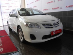 2013 Toyota Corolla 1.6 Advanced A/t  Gauteng