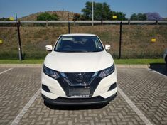 2021 Nissan Qashqai 1.2T Acenta CVT North West Province Rustenburg_0