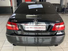 2010 Mercedes-Benz E 350 Cdi Be Avantgarde  Mpumalanga Middelburg_4
