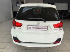 2015 Honda Mobilio 1.5 Comfort CVT Mpumalanga Middelburg_3