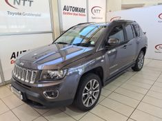 2016 Jeep Compass 2.0 Cvt Ltd  Limpopo